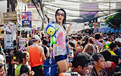 Những thay đổi trong lễ hội té nước Songkran năm nay sẽ khiến nhiều du khách không khỏi thất vọng