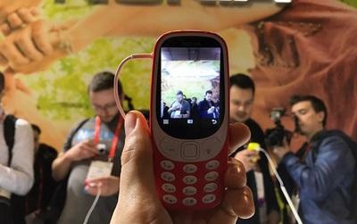 Hóa ra Nokia 3310 mới có camera xịn hơn Galaxy S7