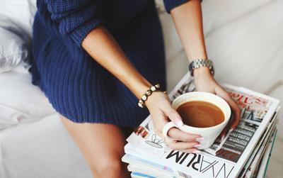 Uống cà phê lúc nào trong ngày cũng được, trừ lúc này!