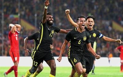 U22 Malaysia đè bẹp Myanmar, rộng cửa nhất bảng A