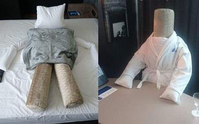 10 ngày ở khách sạn buồn chán, vị khách này đã làm điều đặc biệt khiến cô phục vụ phòng ngạc nhiên và xúc động