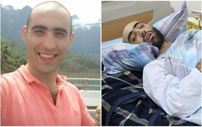 Thầy giáo ngoại quốc ở quê nghèo Sơn La đang đau đớn chống chọi với ung thư máu giai đoạn cuối