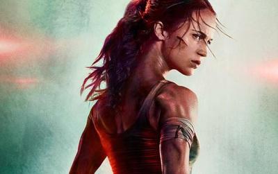 """Người hâm mộ phẫn nộ với poster mới của """"Tomb Raider"""""""