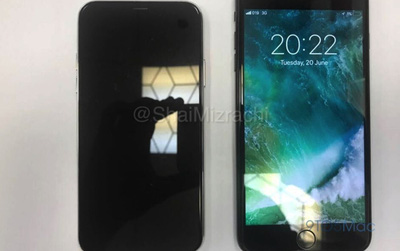 Đây là những hình ảnh khẳng định iPhone 8 sẽ ăn đứt iPhone 7/ 7 Plus như thế nào