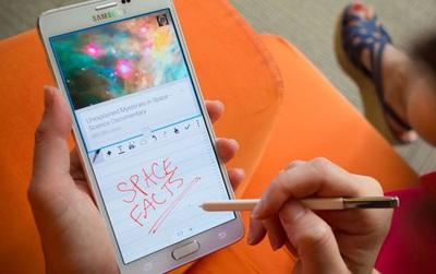 Bút S-Pen của Samsung đã phát triển kinh ngạc đến mức nào trong suốt 6 năm qua?