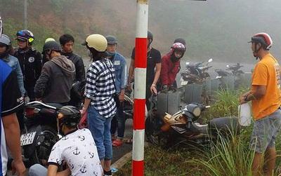 Đà Nẵng: Tông vào taluy bên đường lên Sơn Trà, nam sinh viên 19 tuổi tử vong