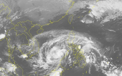 TP.HCM họp khẩn, chuẩn bị ứng phó với áp thấp nhiệt đới sắp mạnh thành bão