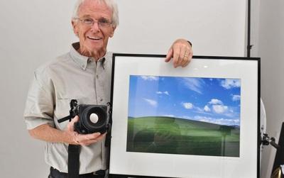 """Sau """"bức ảnh được xem nhiều nhất lịch sử"""", cha đẻ của Bliss muốn tạo ra những kiệt tác ảnh nền khác"""