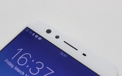 Mở hộp smartphone OPPO F3 Plus: thiết kế đẹp, phím Home cảm ứng, camera selfie kép cực chất
