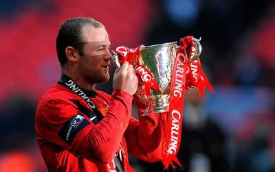 Những trận chung kết để đời của Rooney trên sân Wembley