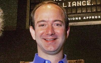Cuộc đời kì thú của CEO Amazon Jeff Bezos, người giàu thứ hai thế giới