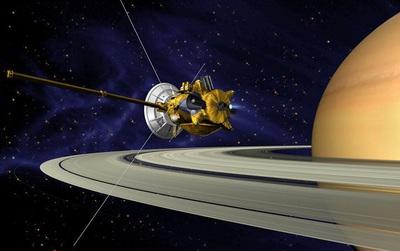 Video: Phi thuyền Cassini hoàn thành sứ mệnh lịch sử