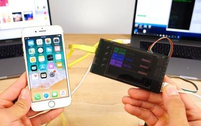 Thiết bị Trung Quốc giá 500 USD này có thể phá khóa mật khẩu iPhone của bạn, kể cả trên iOS 10