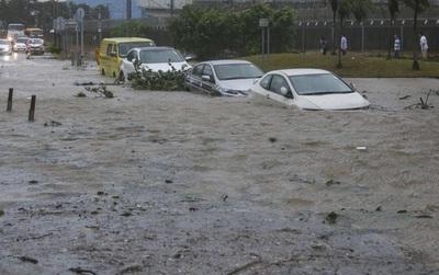 Càn quét Hồng Kông, Macau, bão Hato tràn vào Trung Quốc