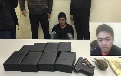 """Ám hiệu của nhóm tội phạm vận chuyển hàng có vũ khí """"nóng"""""""