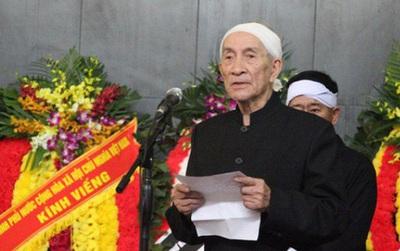 Con trai cả người hiến hơn 5.000 lượng vàng: Không nên đặt tên đường ông bà Trịnh Văn Bô
