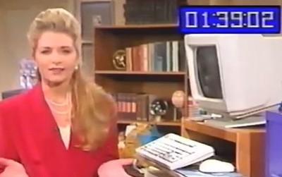 Ở đây có bán máy tính tươi: Video quảng cáo cho máy tính từ những năm 90