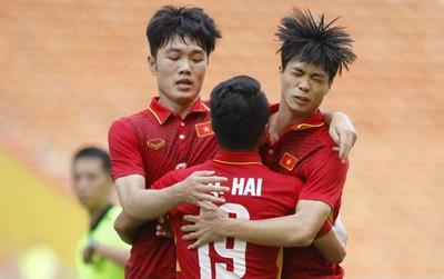 16h00 TRỰC TIẾP U23 Việt Nam - U23 Uzbekistan: Công Phượng sẽ lại thăng hoa?
