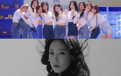 SM đại chiến JYP: Taeyeon và TWICE giành giật nhau từng No.1 trên các BXH