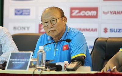 HLV Park Hang Seo nói gì sau thất bại của U23 Việt Nam?