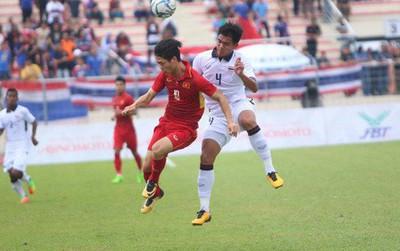 TRỰC TIẾP U23 Việt Nam - U23 Thái Lan: Văn Toàn, Quang Hải đá chính