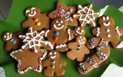 Người mắt tinh mới tìm ra chiếc bánh quy Noel bị lỗi nằm ở đâu
