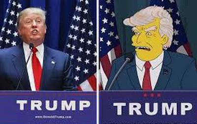 """7 lần bộ phim """"Gia đình Simpson"""" tiên đoán đúng các sự kiện tương lai: Từ Tổng thống Donald Trump tới Disney mua lại hãng Fox"""