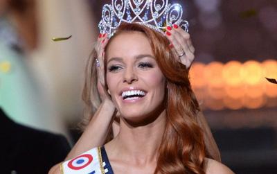 Nhan sắc già dặn của thí sinh 23 tuổi vừa đăng quang Hoa hậu Pháp 2018