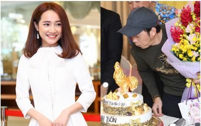 Nhã Phương lẻ bóng xuất hiện, Cát Phượng tổ chức sinh nhật tròn 48 tuổi cho Hoài Linh
