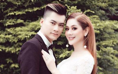 Thiệp mời hé lộ thời gian và địa điểm tổ chức đám cưới của Lâm Khánh Chi và chồng trẻ kém 8 tuổi