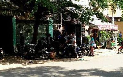 Nam thanh niên 21 tuổi chết trong tư thế treo cổ trong nhà vệ sinh ở tiệm game bắn cá Sài Gòn