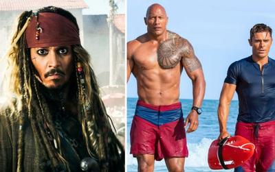 """""""Pirates of the Caribbean 5"""" thoát cảnh chìm xuồng nhờ phòng vé quốc tế"""