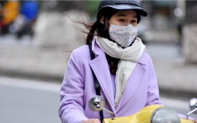 Cuối tuần không khí lạnh tăng cường, Hà Nội rét đậm dưới 12 độ C