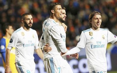 Cristiano Ronaldo vẫn là kẻ phá vỡ những giới hạn