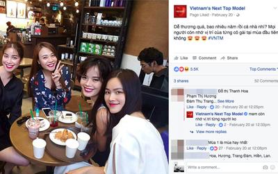 Vietnam's Next Top Model bị tố lợi dụng hình ảnh cựu thí sinh để quảng bá chương trình