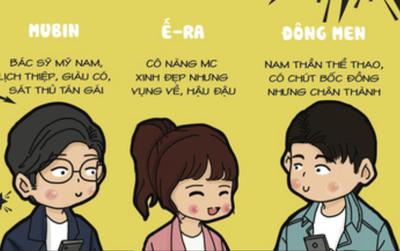 """Chuyện tình tay ba đầy sóng gió trong """"Thanh xuân vật vã"""" phiên bản Việt"""