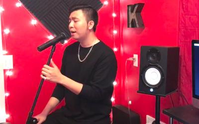 """Sau """"Em gái mưa"""", Anh Khang khẳng định danh hiệu """"thánh cover"""" với """"Đâu chỉ riêng em"""""""