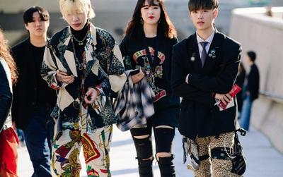 Seoul Fashion Week: Riêng về street style, giới trẻ Hàn nào có thua kém các ngôi sao nổi tiếng