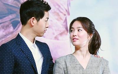 Song Joong Ki tiết lộ tại sao lại tuyên bố kết hôn với Song Hye Kyo, đính chính loạt tin đồn thất thiệt