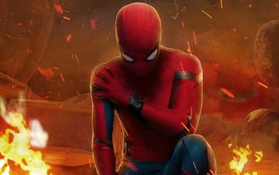 """""""Spider-Man: Homecoming"""" là phim siêu anh hùng ăn khách nhất năm 2017"""