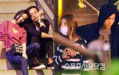 """Dù đã bị """"dập tắt"""" nhiều năm, nhưng 7 lùm xùm hẹn hò này của sao Hàn vẫn rất đáng nghi"""