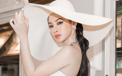 Angela Phương Trinh tới trễ hơn 30 phút trong show diễn của NTK Đỗ Mạnh Cường
