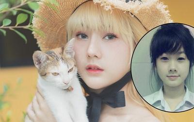 Lộ ảnh trong quá khứ, hot girl má phính nổi tiếng Thái Lan bị nghi đã PTTM