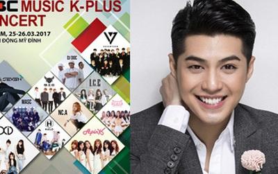 Đại diện Noo Phước Thịnh, Tóc Tiên lên tiếng trước những bất ổn của BTC MBC Music K-Plus Concert