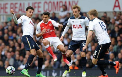 TRỰC TIẾP Arsenal - Tottenham: Son Heung-min ngồi dự bị