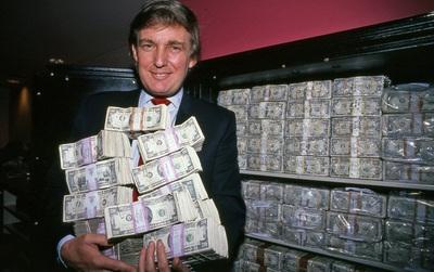16 hình ảnh ít người biết về Tổng thống Mỹ Donald Trump