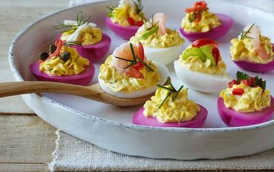 """Công thức làm món """"trứng sống ảo"""" cực dễ mà lại cực đẹp"""