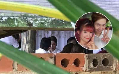 Không phải giỡn chơi hay quay MV, Khởi My - Kelvin Khánh đang làm đám hỏi tại nhà hàng ở Long Khánh!