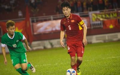 Xuân Trường nói gì sau màn tái xuất ấn tượng ở đội tuyển U22 Việt Nam?