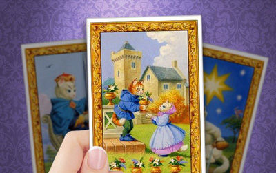 Chọn 1 lá bài Tarot mèo để khám phá bí mật về tính cách bản thân